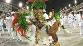 Carnival in Rio de Janeiro 2014